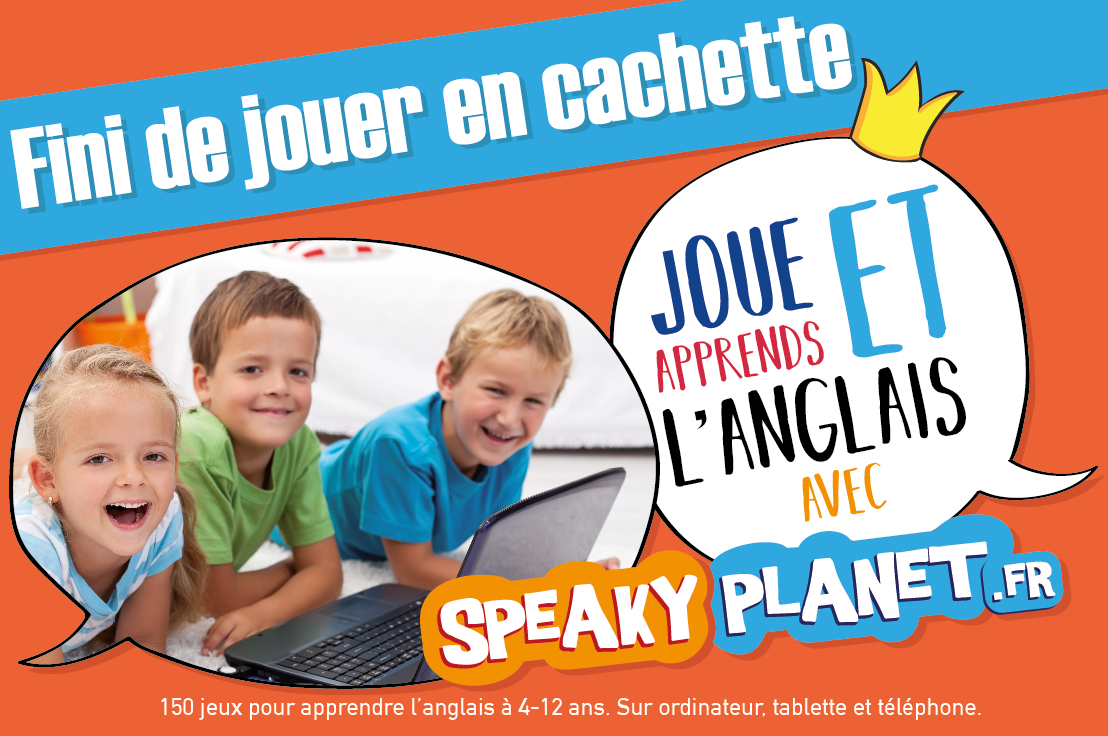 Encarts publicitaires, SpeakyPlanet