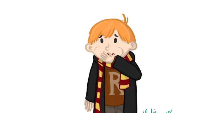 CDC Harry Potter, illustration