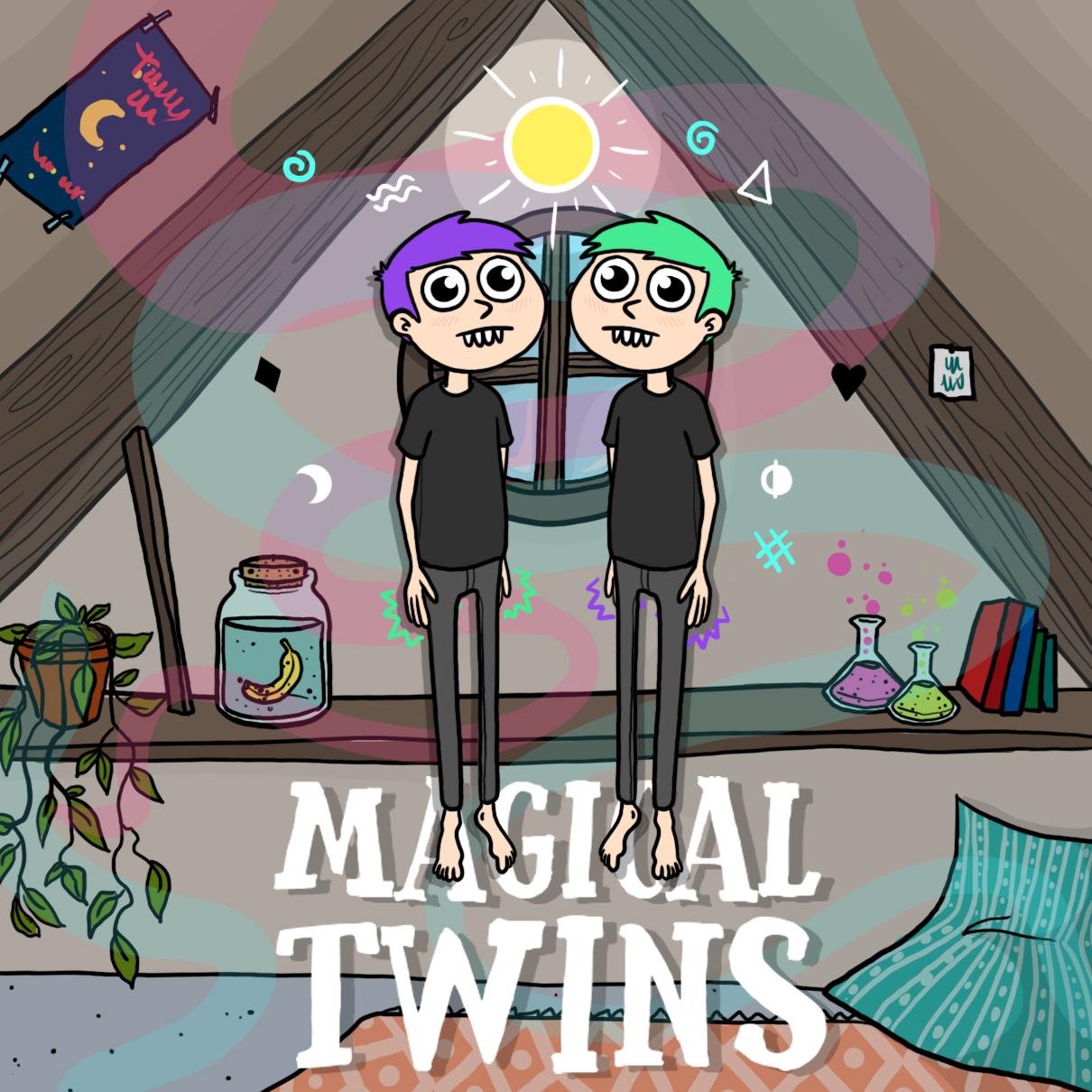 Twins, illustration